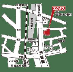 渋谷校 地図